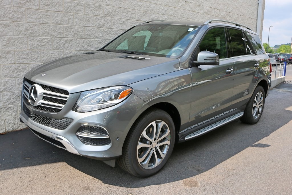 new 2017 mercedes benz gle350 suv in akron m8627
