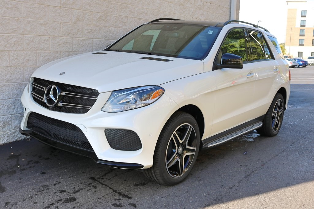 New 2017 mercedes benz gle350 suv in akron m8725 for 2017 mercedes benz gle350 4matic price