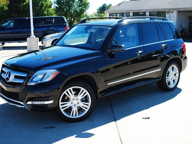 Pre owned 2014 mercedes benz glk glk350 4d sport utility for Ganley mercedes benz